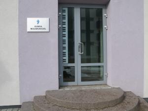 muusikakooli uks